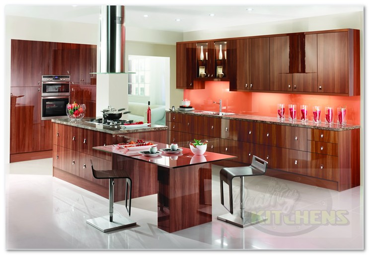 Wrap Doors Amp Thermofoil Kitchen Cabinet Door High Gloss